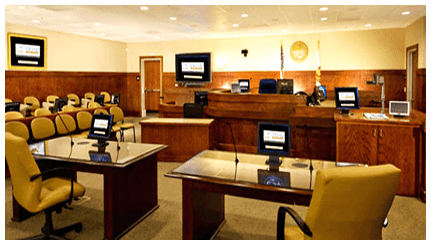 Trial Concepts Courtroom image