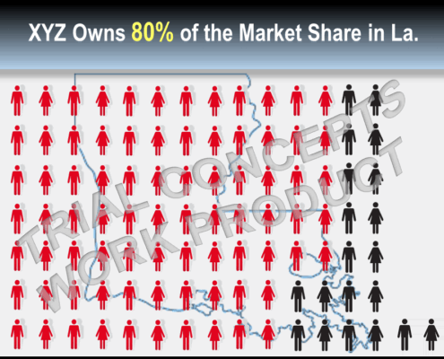 Informational Graphic – Market Share