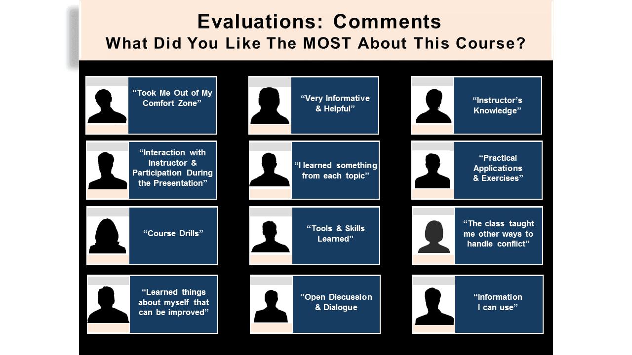 Testimony Slide